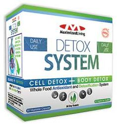 Maximized Living Detox | Daily Detox System   This Is An Amazing Product!
