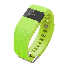 The appearance of beautiful, fashionable and generous, the first choice on tall.Heart Rate monitor Bracelet.Real pedometer, calorie measurement.