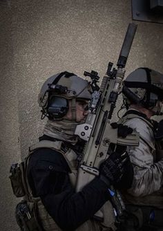Belgian Special Forces Group (Belgian equivalent of the British SAS)