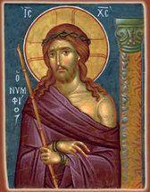 Icon of the Nymphios (Bridegroom) 20th c. - (11S04)