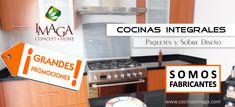 Cocinas imaga, Grandes promociones