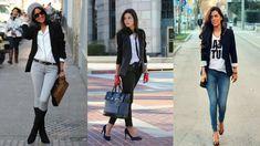 abbinamento-smart-casual-donna-dress-code-ufficio-jeans-pantalone-blazer-scarpe-accessori