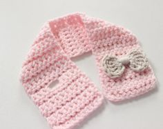 31 ideas crochet baby scarf for 2019 Toddler Scarf, Crochet Toddler, Crochet Girls, Newborn Crochet, Crochet For Kids, Crochet Scarves, Crochet Shawl, Crochet Clothes, Knit Crochet