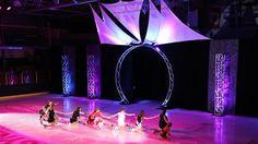 Windsor (RC) — Avec pour thème «Le cirque arrive en ville», le Club de patinage artistique de Windsor présentait sa 45e revue annuelle de fin d'année au