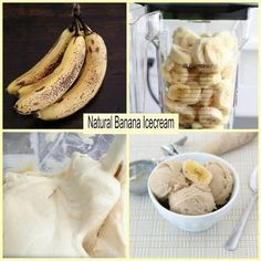Make ice cream with one ingredient: a frozen banana!