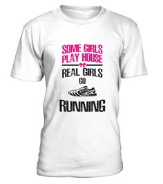 """# Real Girls Go Running T-shirt .  100% Printed in the U.S.A - Ship Worldwide*HOW TO ORDER?1. Select style and color2. Click """"Buy it Now""""3. Select size and quantity4. Enter shipping and billing information5. Done! Simple as that!!!Tag: running, runner, marathon, body builders, cross country runners, sprinters, track and field, lifters, or cross trainers, jogging, fitness, Runderful, Jogger, Parkour"""