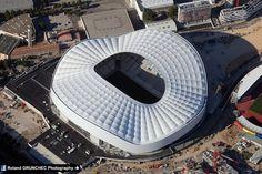 le nouveau stade Vélodrome -MARSEILLE