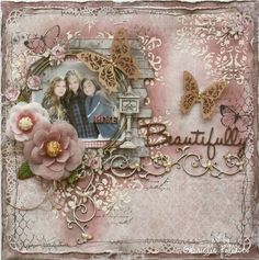 Gabriellep's Gallery: Live Beautifully *Maja & Dusty Attic Design*