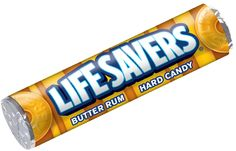 Tea 5 Pack Lifesavers Roll Butter Rum Candy Travel On The Go Hard Candy & Garden Bulk Candy, Hard Candy, Butterscotch Candy, Nostalgic Candy, Giant Candy, Nutter Butter Cookies, Old Fashioned Candy, Classic Candy, Retro Candy