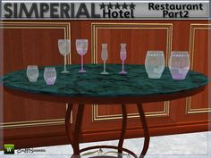 Build up the great SIMPERIAL***** Hotel for your Sims. Let them make holidays in a five-star exclusive hotel. Relaxing, swimming, wellness or just sit at the bar. Your Sim will have a wonderfull...