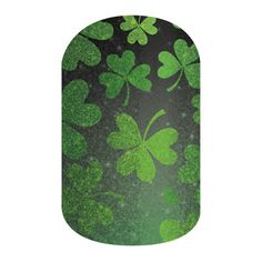 Shamrockin  nail wraps by Jamberry Nails! New for St Patrick's Day!