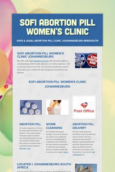 Sofi Abortion Pill Women's Clinic