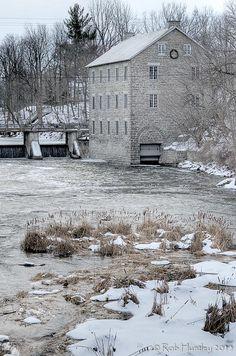 The Mill in Manotick  Ontario