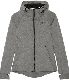 Nike tech fleece hooded jacket. Great for outdoor exercise or just running around on the weekend  #affiliate