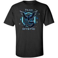 Factory Direct Sale Pokemon Shirt Blue Team Mystic Yellow Team Instinct Red Team Valor Cool Amine Cartoon T Shirt Men Clothes
