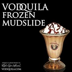 Ingredients: 3 oz. Vodquila 1 cups Crushed ice 3 oz. Coffee flavored liqueur 3 oz. Irish cream liqueur 1 1/2 tablespoons Chocolate syrup 2 tablespoons Whipped cream