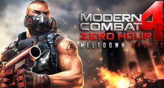 Modern Combat 4: Zero Hour Apk v1.1.5 Full