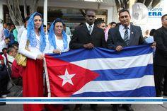 Cuba presente en la Santa Convocación 2015.