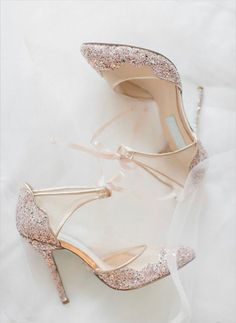 wedding chicks photo by: Jenn Kava. wedding chicks photo by: Jenn Kavanagh Photography Bride Shoes, Prom Shoes, Women's Shoes, Shoe Boots, Sparkly Shoes, Cute Shoes, Me Too Shoes, Bobbies Shoes, Bling Bling