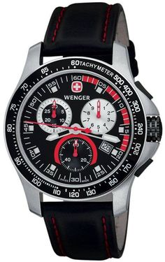 f55df16cc9b Wenger Watch Battalion Field Chrono D Wenger Watches