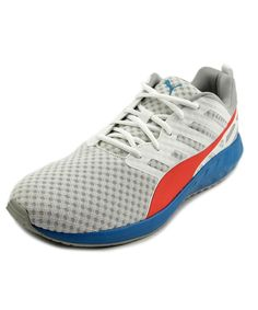 PUMA Puma Flare Men  Round Toe Synthetic White Sneakers'. #puma #shoes #sneakers