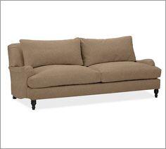 Clara Upholstered Apartment Sofa 75\