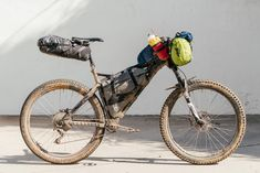 As a beginner mountain cyclist, it is quite natural for you to get a bit overloaded with all the mtb devices that you see in a bike shop or shop. There are numerous types of mountain bike accessori… Touring Bicycles, Touring Bike, Mountain Bike Tour, Mountain Biking, Bicycle Garage, Bike Design, Cycling Bikes, Bike Packing, Bikepacking Bags