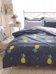 Ananas Bettdecke, Willkommen Und Spiegelt Sich Auch Ananas Bettdecke U2013  Nichts Leichter, Mit