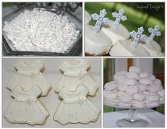 boys first communion party ideas - Google Search