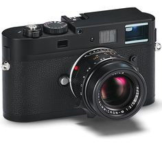 Leica M monochrom on Burgerness