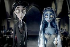 Tim Burton's 2005 claymation film, Corpse Bride is the perfect Netflix film to watch with the kids to get in the Halloween spirit. Art Tim Burton, Tim Burton Kunst, Film Tim Burton, Emily Corpse Bride, Tim Burton Corpse Bride, Corpse Bride Movie, Halloween Movies To Watch, Scary Halloween, Halloween Costumes