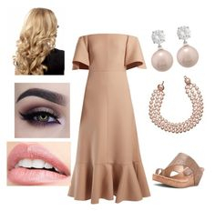 """""""Audrey"""" by acdaffue on Polyvore featuring Valentino, Donald J Pliner, Chanel and Jankuo"""