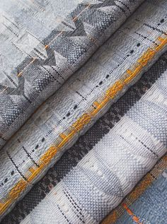 Urban Perspectives - architecturally inspired textiles - Design Hunter - UK design & lifestyle blog