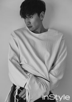 Lee Kwang Soo - InStyle Magazine August Issue '16