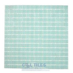 "CoolTiles.com Offers: HotGlass HAK-34083 Home,Tile HotGlass Glass Tile Cartglass Classic 3/4"" Tile on Mesh Backed Sheets Collection"