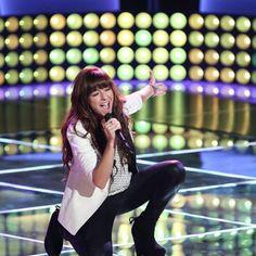 Christina Grimmie The Voice: Season 6 Team Adam