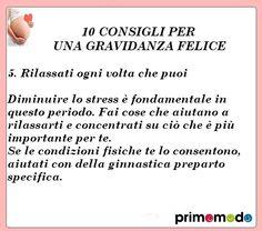 10 consigli per una gravidanza felice. Consiglio numero 5 - Rilassati! http://www.primomodo.com/10-consigli-per-una-gravidanza-felice.html