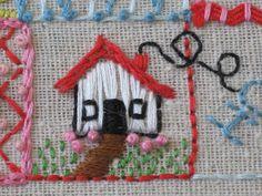 Little Nest Studio: 39 Squares - Home