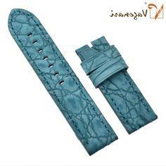 35.00$  Watch now - https://alitems.com/g/1e8d114494b01f4c715516525dc3e8/?i=5&ulp=https%3A%2F%2Fwww.aliexpress.com%2Fitem%2FA147-Green-24mm-PAM-Handmade-Alligator-Leather-Watch-Strap-Buckle-for-PANERAI-Strap%2F1748729528.html - A147 Green 24mm Handmade Alligator Leather Watch Strap & Buckle for PAM 35.00$