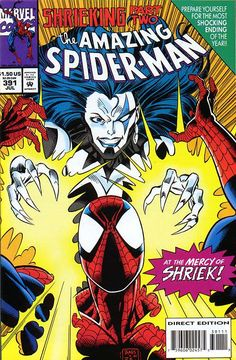 The Amazing Spider-Man (Vol. 1) 391 (1994/07)