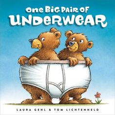 One Big Pair of Underwear by Laura Gehl--Check out the review at http://lgdata.s3-website-us-east-1.amazonaws.com/docs/1622/1260587/StaffPicks2014-11.pdf
