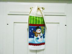Good Kitchen Hand Towel Hanging Towel Tie On Towel Towel By AkornShop, $5.95