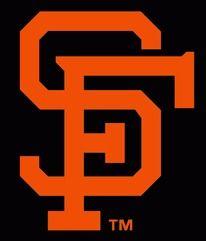 1958–1982 San Francisco Giants Logo