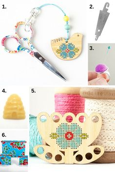 6 essential cross stitch and embroidery tools to have on hand when you start your next project