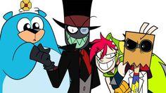Cartoon Network América Latina estrena VILLANOS, la nueva serie de cortos creada por un joven talento mexicano