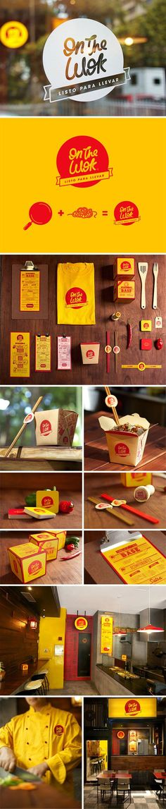 55 Brand Identity Design Examples for Restaurant | iBrandStudio. If you like UX, design, or design thinking, check out theuxblog.com