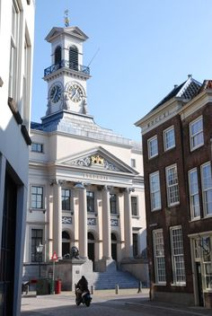 Stadhuis Dordrecht, The Netherlands We married here, inside it's so beautiful Dutch People, Beautiful Dream, Town Hall, Beautiful Buildings, Best Cities, Rotterdam, Bed And Breakfast, Belgium, Places Ive Been