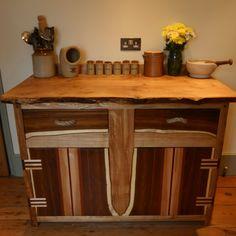 Living room or kitchen cabinet. Handmade Wood Furniture, Bespoke Furniture, Contemporary Furniture, Traditional Furniture, Hand Engraving, Kitchen Cabinets, Living Room, Storage, Modern
