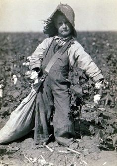 Child laborer - early 1900s