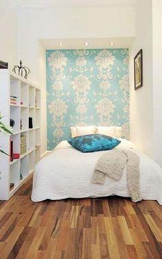 꿈꾸는 즐거움 :: 좁은집 침실인테리어!